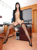 female pictures nylons