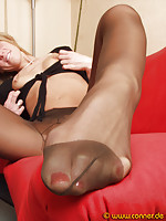 fat babes in nylon stockings